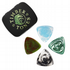 Resin Tones Gypsy Mixed Tin of 4 Guitar Picks